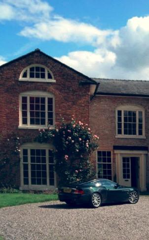 Enchape Viejo Inglés | Country House