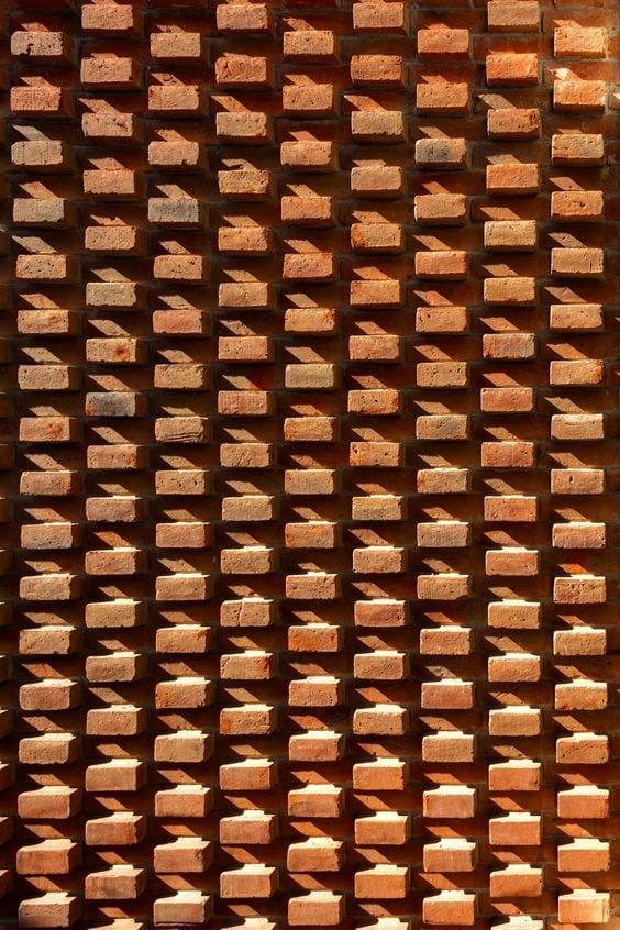 Muro ladrillo decorativo mda for Revestimiento de ladrillo decorativo