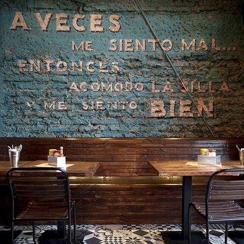 Enchape Viejo Colonial | Estilo Vintage & Retro